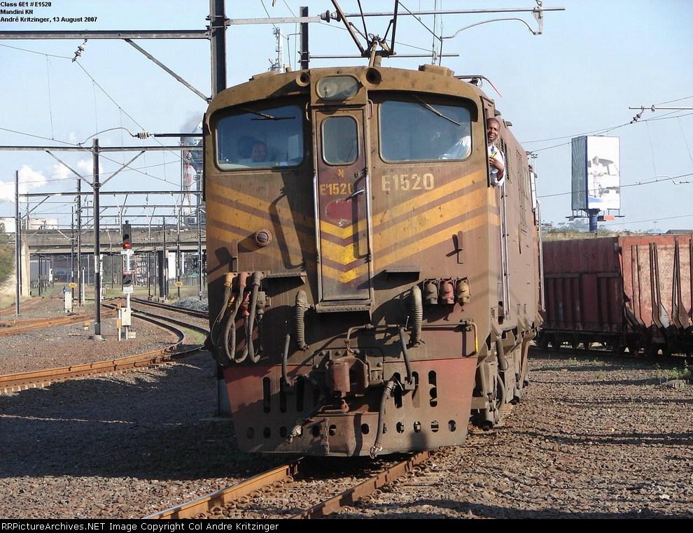 SAR Class 6E1 E1520 (Series 4)