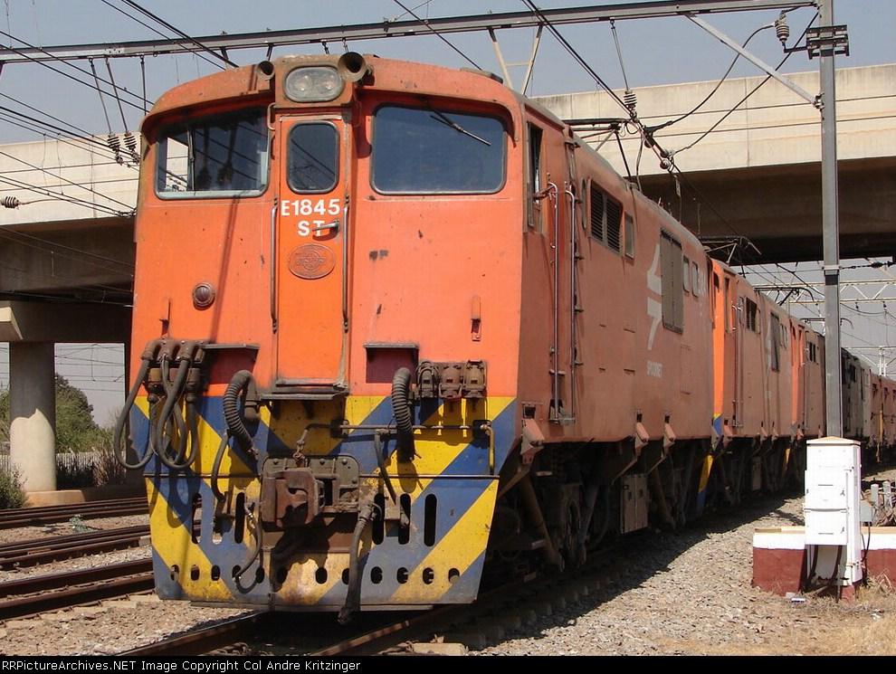 SAR Class 6E1 E1845 (Series 7)