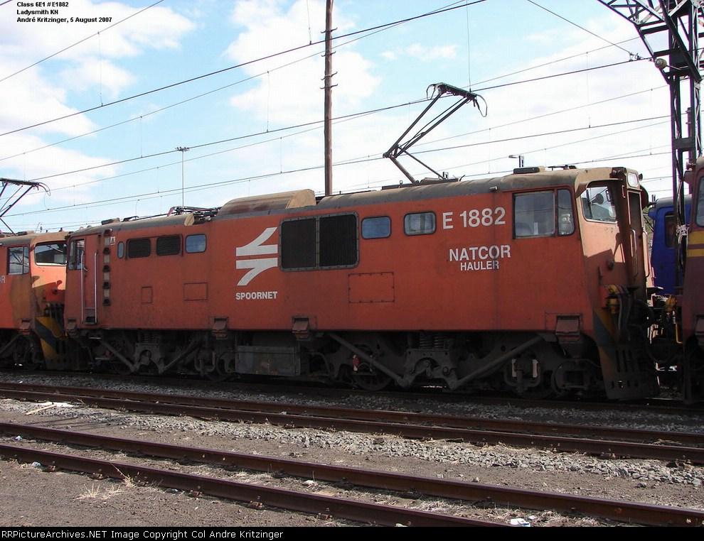 SAR Class 6E1 E1882 (Series 7)
