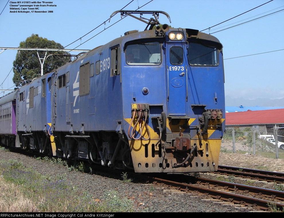 SAR Class 6E1 E1973 (Series 8)
