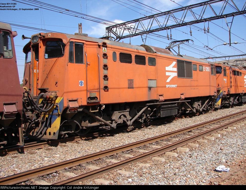SAR Class 6E1 E1265 (Series 2)