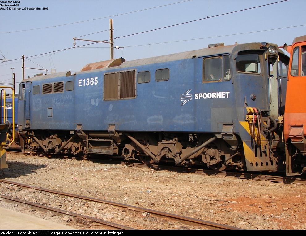 SAR Class 6E1 E1365 (Series 3)