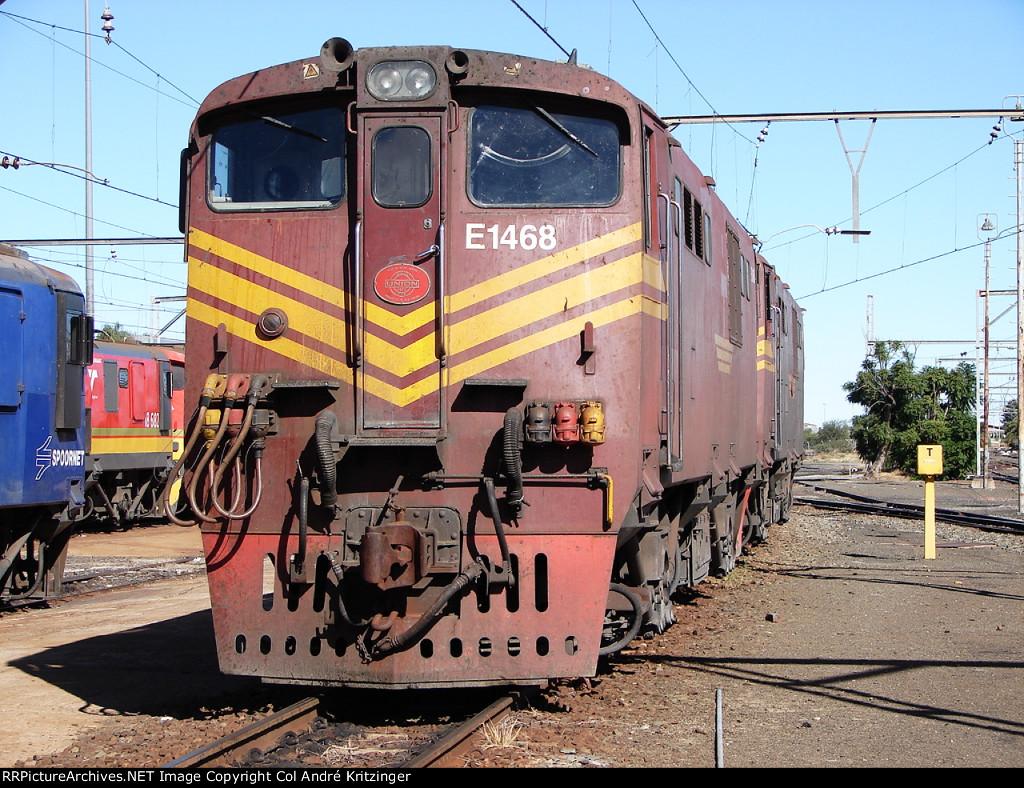SAR Class 6E1 E1468 (Series 4)