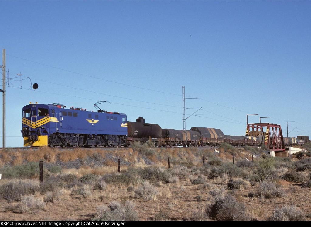 SAR Class 7E E7008