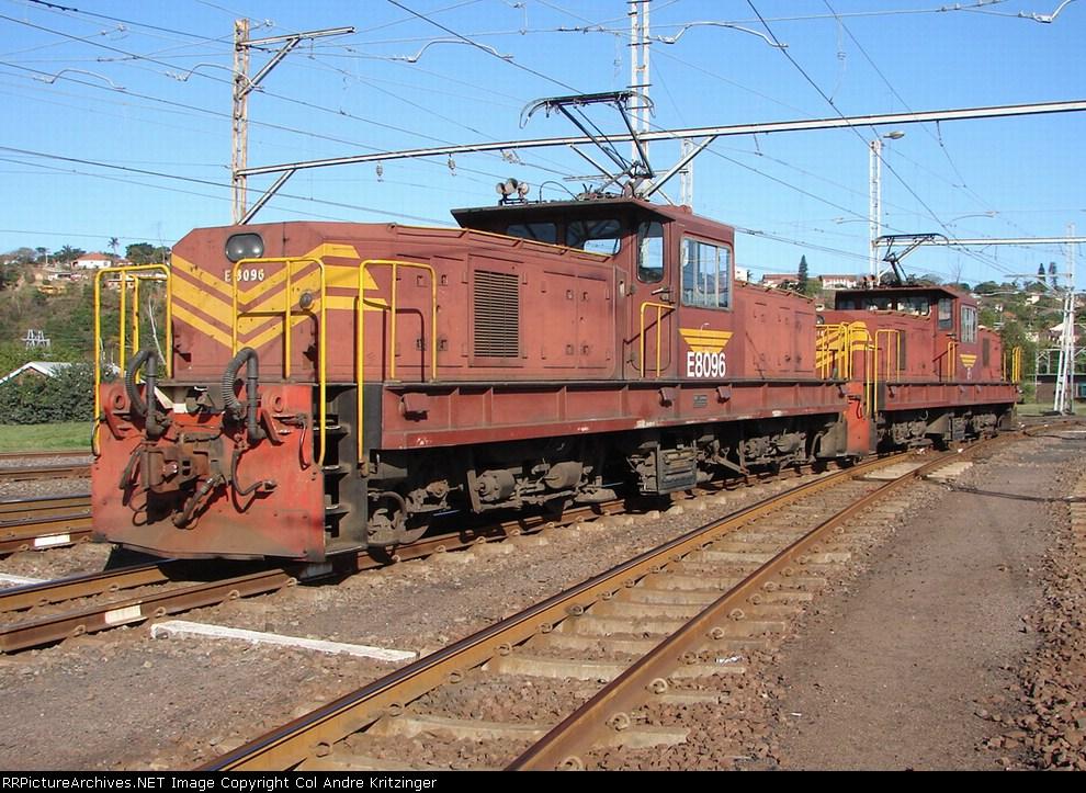 SAR Class 8E E8096