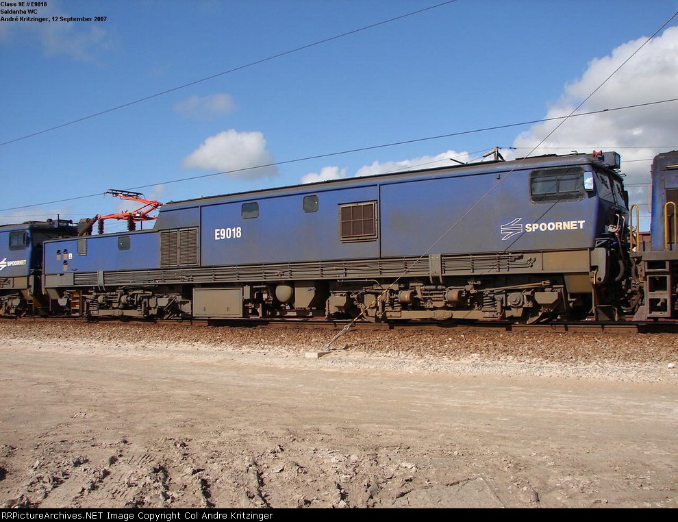 SAR Class 9E E9018 (Series 1)