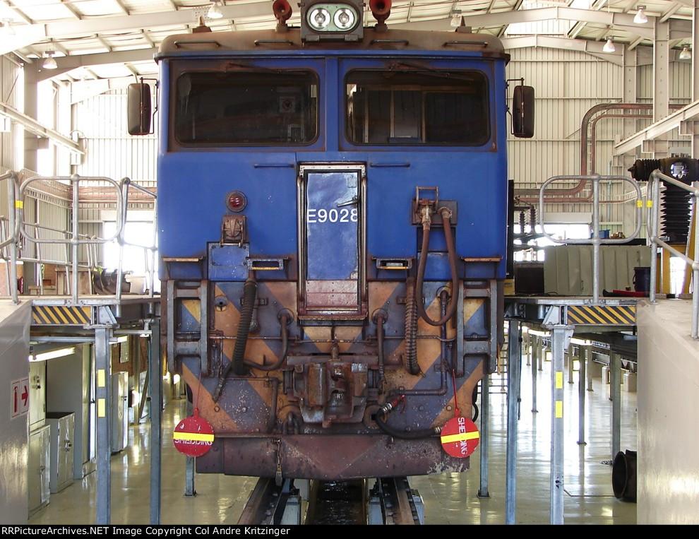SAR Class 9E E9028 (Series 2)