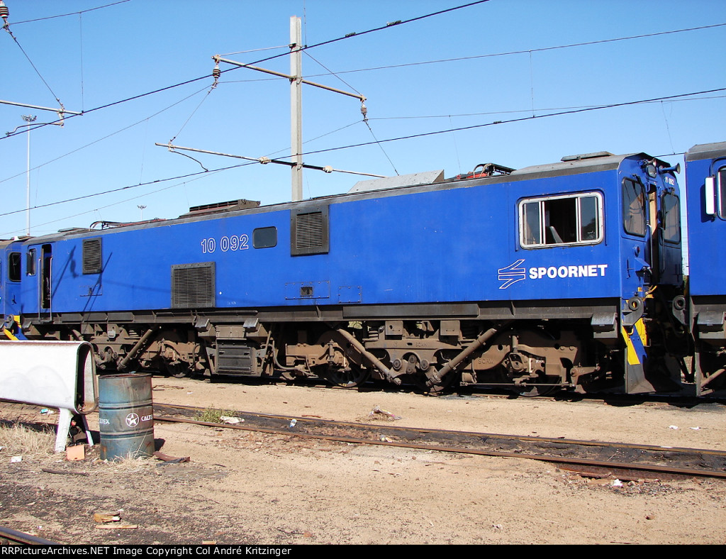 SAR Class 10E1 10-092 (Series 1)