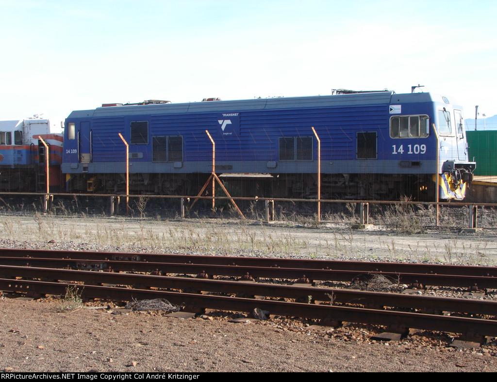 Spoornet Class 14E1 14-109
