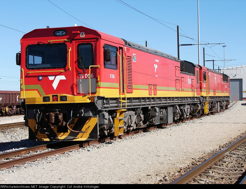TFR Class 15E 15-006