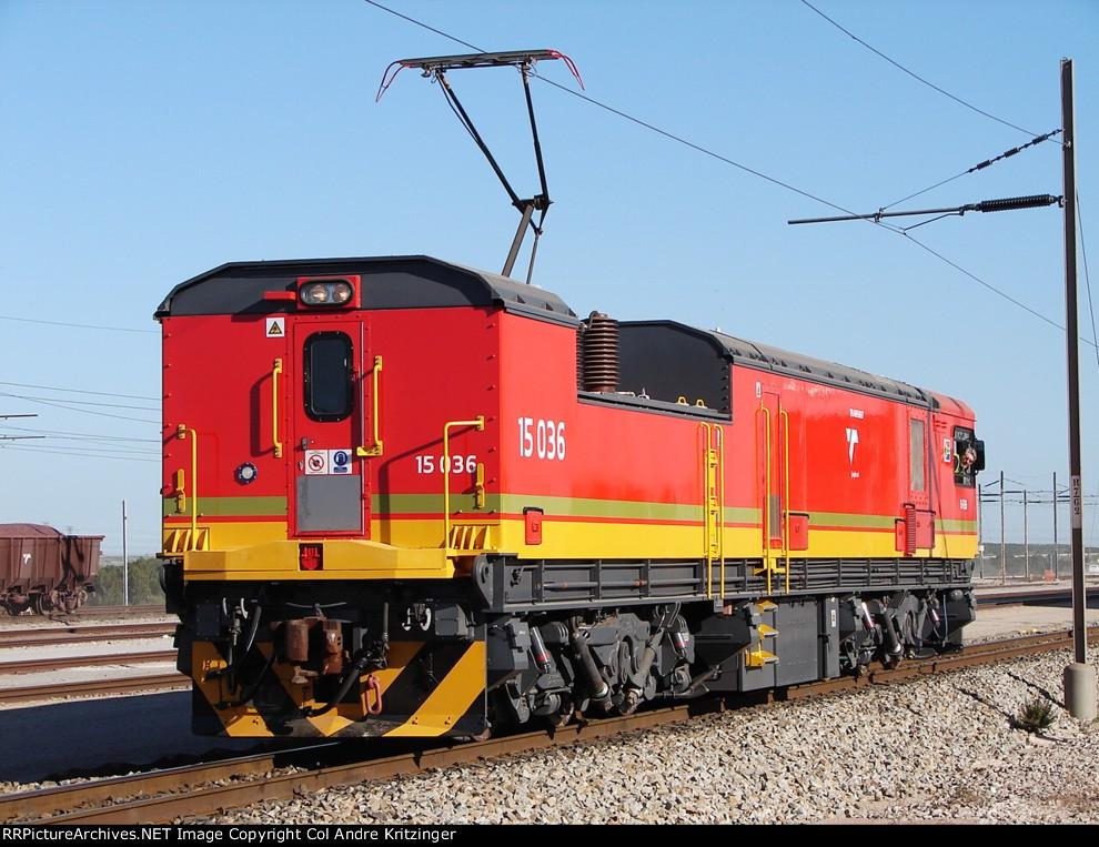 TFR Class 15E 15-036