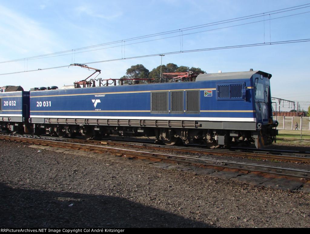 TFR Class 20E 20-031