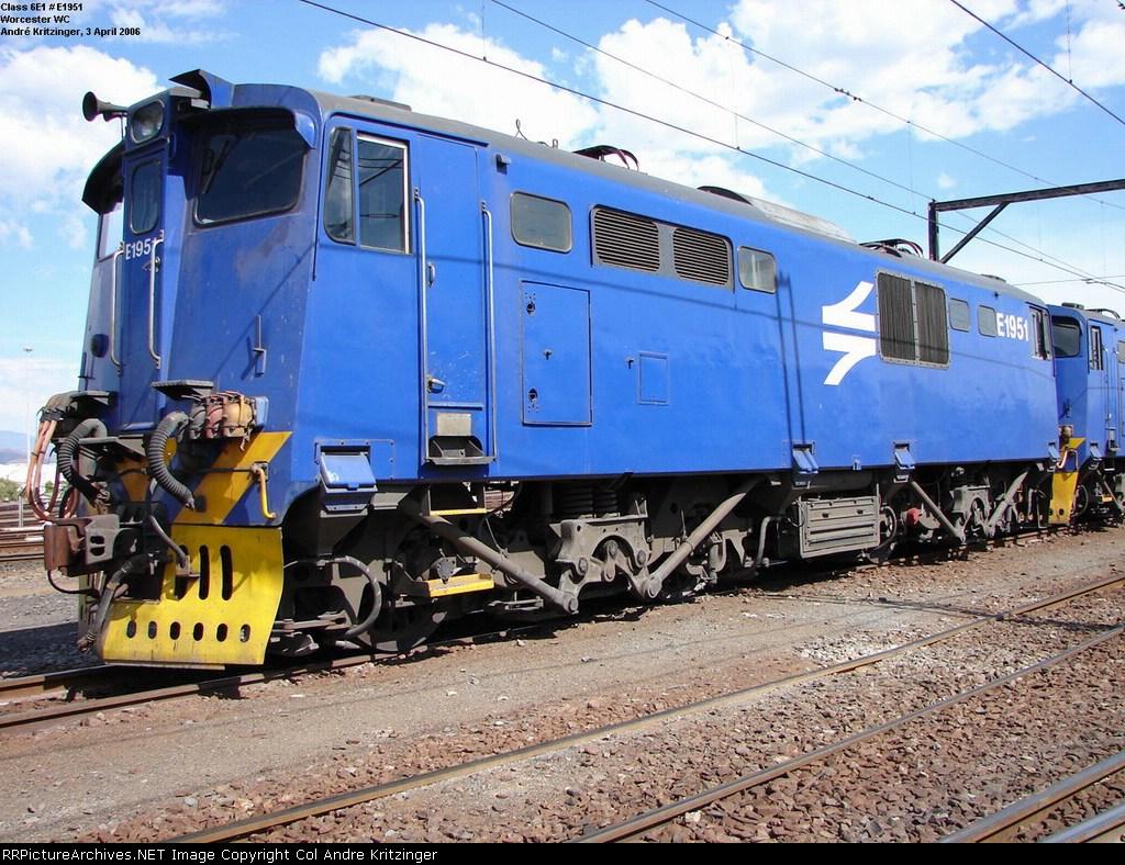 SAR Class 6E1 E1951 (Series 8)