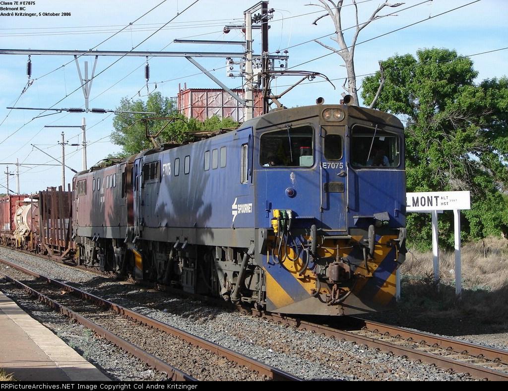 SAR Class 7E E7075
