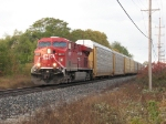 CP 8837 powers X500-17 eastward