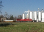 CP 8818 cruises east with X500-07