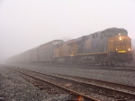 Q293 in the fog