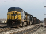 CSX 157 & 4510 wait on the main with K357-04