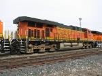 BNSF 7650