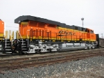 BNSF 6604