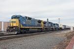 CSX 7529 on Q-108