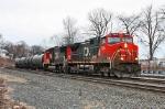 CN 2665 on Q-418