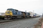 CSX 7655 on Q-118