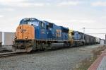 CSX 4710 on Q-439