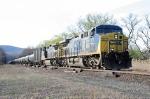 CSX 377 on K-684