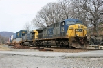 CSX 224 on Q-118