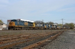 CSX 5329 on X-090
