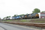 CSX 884 on Q-417
