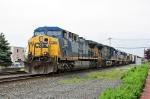 CSX 294 on Q-439