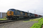 CSX 862 on Q-433
