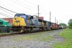 CSX 4525 on Q-439