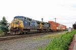 CSX 7659 on Q-118