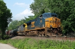 CSX 5266 on Q-409