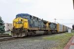 CSX 496 on Q-268