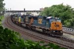 CSX 8747 on Q-434