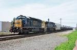 CSX 8853 on K-678