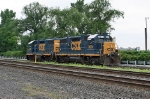 CSX 2624 and CSX 2732