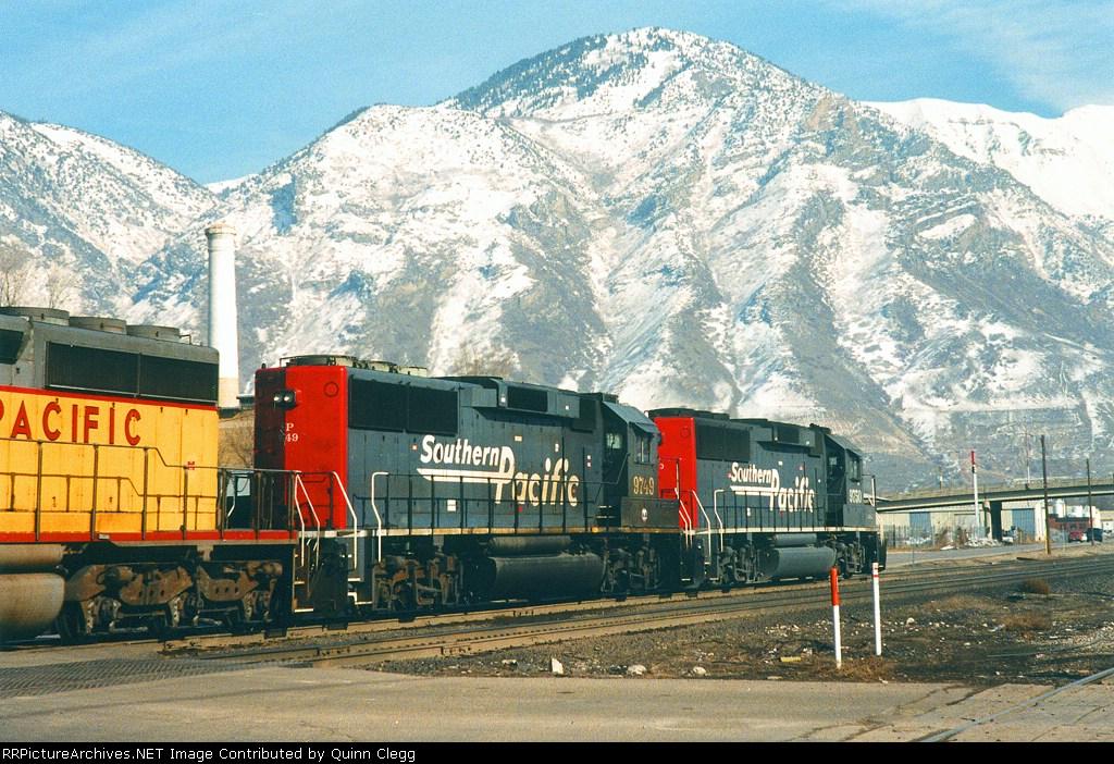 SP 9749/SP 9750 Provo,Utah February 8,1997.