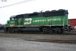 """BNSF GP""""50"""" 3142"""
