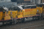 UP SD40-2 3536