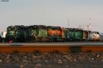 BNSF Ready tracks