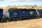 MRL SD45-2 321