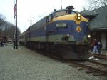 ME 489 sitting at Whippany, NJ