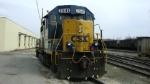 CSX 2541 in Huntington, WV.