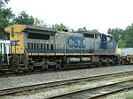 CSX Engine 7720 on Train Q181