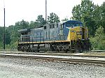 Roster shot of CSX 461